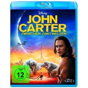John Carter - Zwischen zwei Welten (2012) [Blu-ray] [Gebraucht - Zustand (Sehr Gut)]