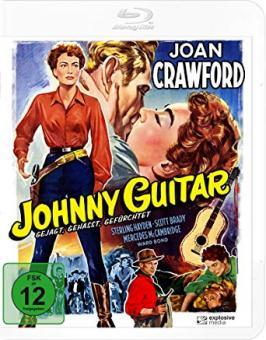Johnny Guitar - Wenn Frauen hassen (1954) [Blu-ray]
