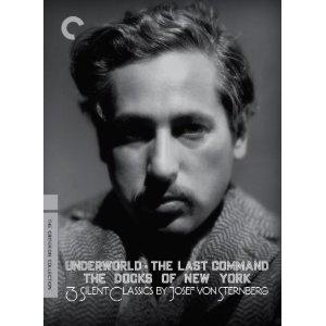 Three Silent Classics by Josef Von Sternberg: The Criterion Collection (Underworld / Last Command / Docks of New York) (3 DVDs) [US Import]