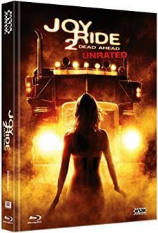 Joy Ride 2 (Limited Mediabook, Blu-ray+DVD, Cover A) (2008) [FSK 18] [Blu-ray]