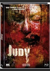 Judy (Limited Mediabook, Blu-ray+DVD, Cover A) (2014) [FSK 18] [Blu-ray]