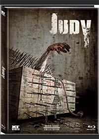 Judy (Limited Mediabook, Blu-ray+DVD, Cover B) (2014) [FSK 18] [Blu-ray]