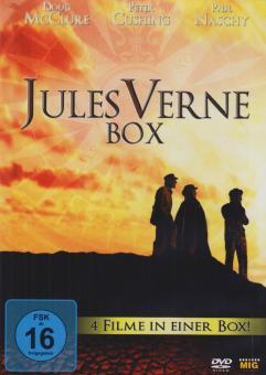 Jules Verne Box (2 DVDs) [Gebraucht - Zustand (Sehr Gut)]