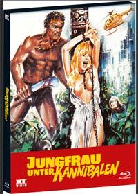 Jungfrau unter Kannibalen (im Schuber) (1980) [FSK 18] [Blu-ray]