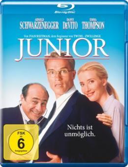 Junior (1994) [Blu-ray]
