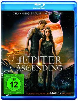 Jupiter Ascending (2015) [Blu-ray]