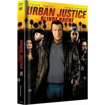 Urban Justice (Limited Mediabook, Blu-ray+DVD, Cover B) (2007) [FSK 18] [Blu-ray]
