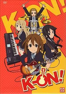 K-ON! - Staffel 1, Vol. 1 + Sammelschuber (Limited Edition) (2009)