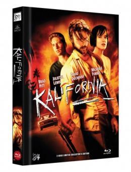 Kalifornia (Limited Mediabook, Blu-ray+DVD, Cover D) (1993) [FSK 18] [Blu-ray]