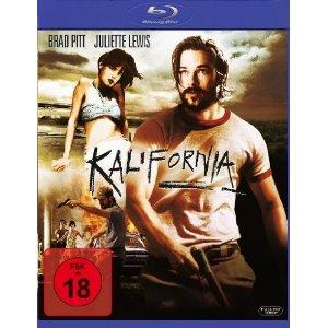 Kalifornia (1993) [FSK 18] [EU Import mit dt. Ton] [Blu-ray]