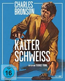 Kalter Schweiß (Limited Mediabook, Blu-ray+DVD, Cover A) (1970) [Blu-ray]