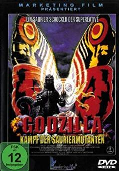 Godzilla - Kampf der Sauriermutanten (1992)