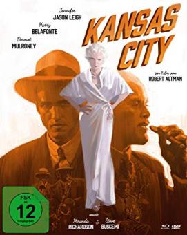 Kansas City (Limited Mediabook, Blu-ray+DVD) (1996) [Blu-ray]