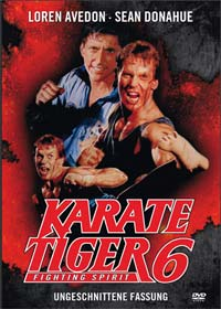 Karate Tiger 6 - Fighting Spirit (Uncut) (1992) [FSK 18]