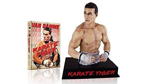 Karate Tiger (Limited Mediabook, Blu-ray+DVD inkl. Büste) (1985) [Blu-ray]