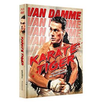 Karate Tiger (Limited Mediabook, Blu-ray+DVD) (1985) [Blu-ray]