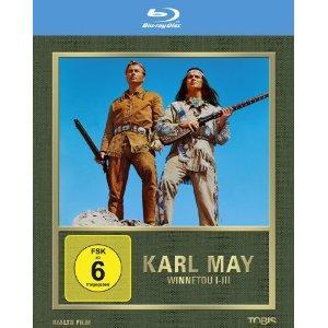 Winnetou 1-3 (3 Discs) [Blu-ray]