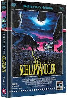 Schlafwandler (Limited Mediabook, Blu-ray+DVD, Cover A) (1990) [FSK 18] [Blu-ray]