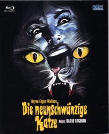 Die Neunschwänzige Katze (Cover A) (1971) [FSK 18] [Blu-ray]