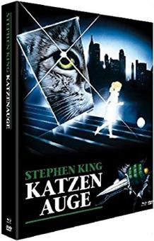 Katzenauge (Limited Mediabook, Blu-ray+DVD) (1985) [Blu-ray]