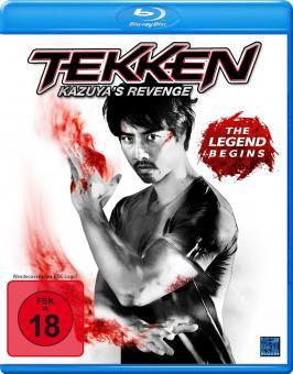 Tekken 2 - Kazuya`s Revenge (2014) [FSK 18] [Blu-ray]