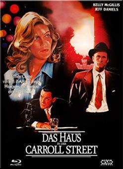 Das Haus in der Carroll Street (Limited Mediabook, Blu-ray+DVD, Cover B) (1988) [Blu-ray]