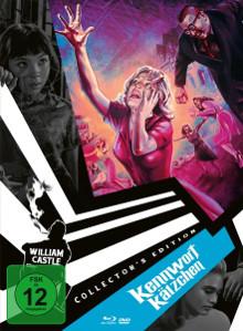 Kennwort Kätzchen (William Castle Collection #3) (Limited Digipak, Blu-ray+DVD) (1963) [Blu-ray]