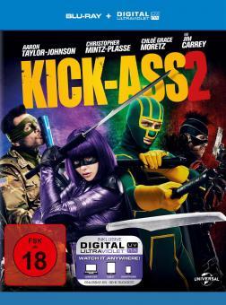 Kick-Ass 2 (2013) [FSK 18] [Blu-ray]