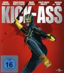 Kick-Ass (2009) [Blu-ray]