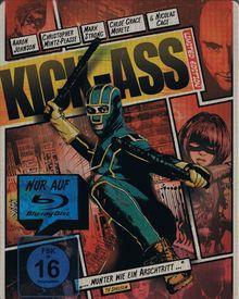 Kick-Ass (Limited Steelbook) (2009) [Blu-ray]