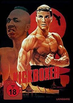 Kickboxer - Karate Tiger 3 (Limited Mediabook, Blu-ray+DVD, Cover A) (1989) [FSK 18] [Blu-ray]