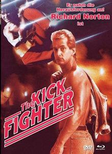 The Kick Fighter (Limited Mediabook, Blu-ray+DVD, Cover B) (1989) [FSK 18] [Blu-ray]