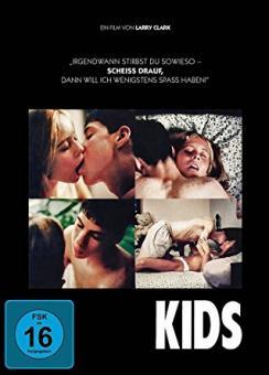 Kids (Limited Mediabook, Blu-ray+DVD) (1995) [Blu-ray]
