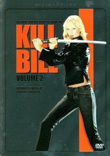 Kill Bill: Volume 2 (Steelbook) (2004)