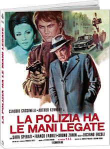 Killer Cop (Limited Mediabook, Cover B) (1975) [FSK 18] [Blu-ray]