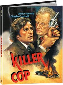 Killer Cop (Limited Mediabook, Cover C) (1975) [FSK 18] [Blu-ray]
