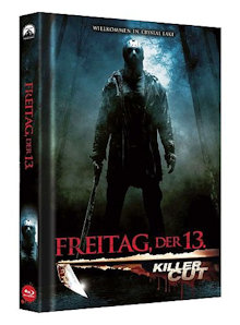 Freitag der 13. (Killer Cut) (Limited Collector's Edition Mediabook, Cover B) (2009) [FSK 18] [Blu-ray]
