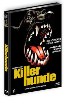 Killerhunde (Limited Mediabook, Blu-ray+DVD) (1976) [FSK 18] [Blu-ray]