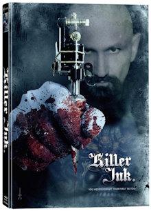Killer Ink - Dein erstes Tattoo wirst Du nie vergessen (Limited Mediabook, Blu-ray+DVD, Cover A) (2015) [FSK 18] [Blu-ray]