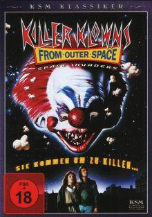 Killer Klowns from outer Space (1988) [FSK 18]