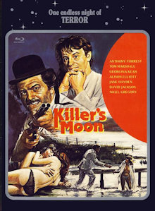 Killer's Moon (Limited Mediabook, Blu-ray+DVD, Cover A) (1978) [FSK 18] [Blu-ray]