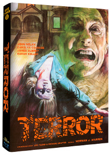 Terror - Killing House (Limited Mediabook, Cover B) (1978) [Blu-ray]
