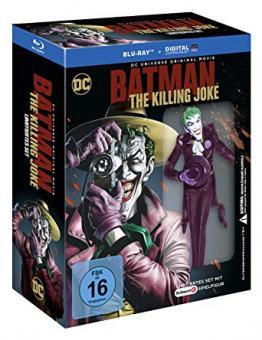 Batman: The Killing Joke (Limited Edition, inkl. Figur) (2016) [Blu-ray]