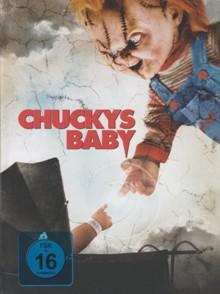 Chucky's Baby (Limited Mediabook, Blu-ray+CD, Cover B) (2004) [Blu-ray]