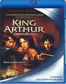 King Arthur (Director's Cut) (2004) [Blu-ray]
