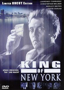King of New York (Limited Uncut Edition) (1989) [FSK 18]