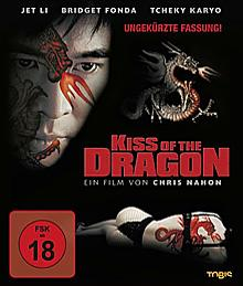 Kiss of the Dragon (Extended Cut) (2001) [FSK 18] [Blu-ray]