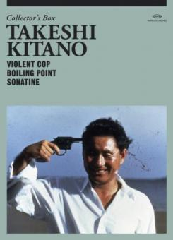Takeshi Kitano (3 DVDs Collector's Edition) [FSK 18]