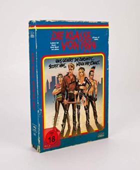 Die Klasse von 1984 (Limited VHS-Edition, Blu-ray+DVD) (1982) [FSK 18] [Blu-ray]