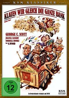 Klauen wir gleich die ganze Bank - Bank Shot (1974) [Gebraucht - Zustand (Sehr Gut)]